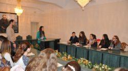 На факультеті фінансів, підприємництва  відбувся міжвузівський круглий стіл тему: «Пенсійна система України і напрями її перебудови»