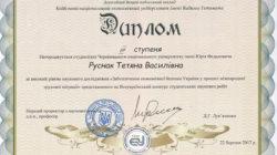 Вітаємо переможців ІІ етапу Всеукраїнського конкурсу студентських наукових робіт