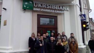 Зустріч з банківськими працівниками
