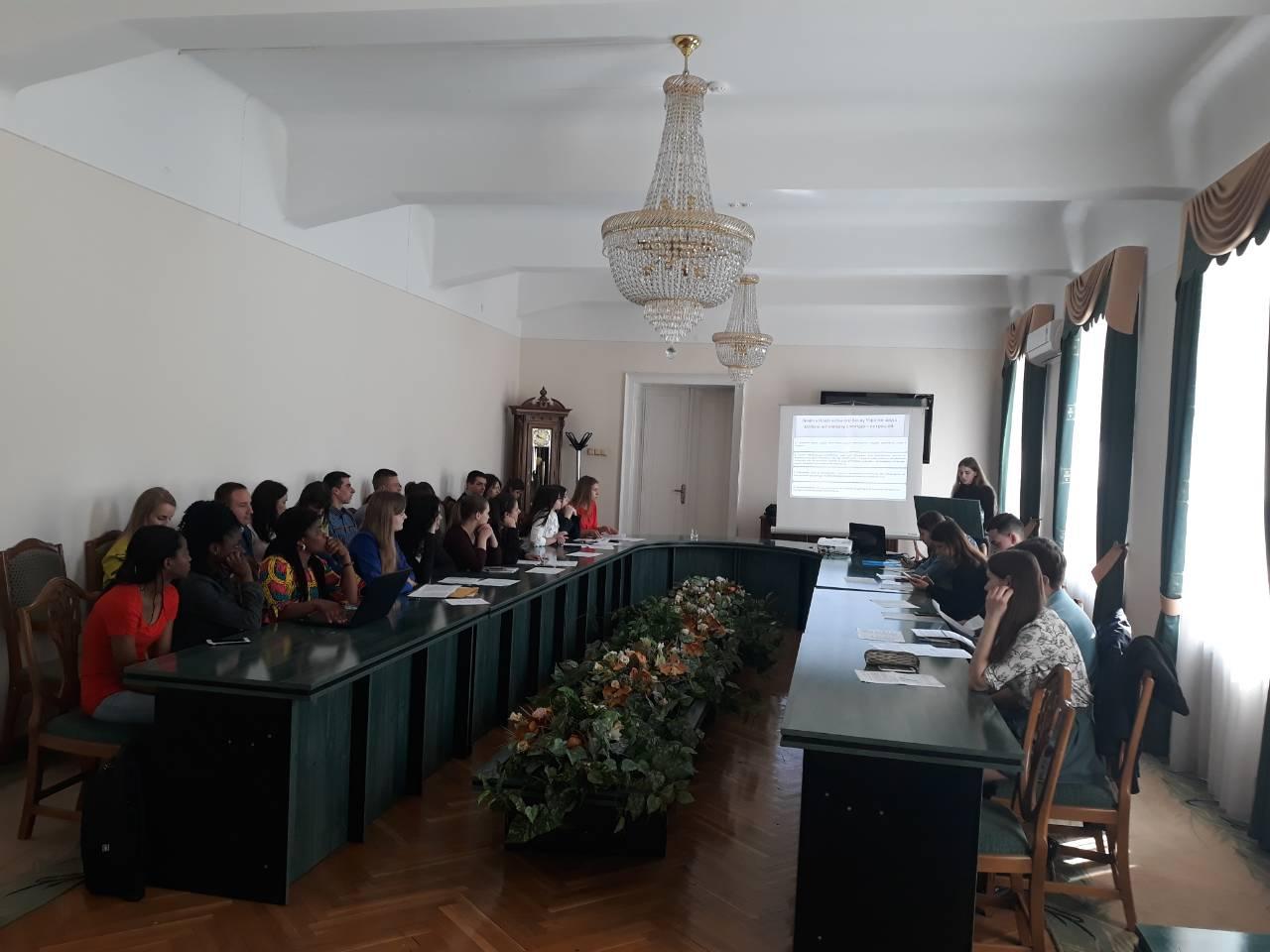 Підсумки ІХ Всеукраїнської студентської конференції «Фінансовий сектор України в умовах сучасних викликів»