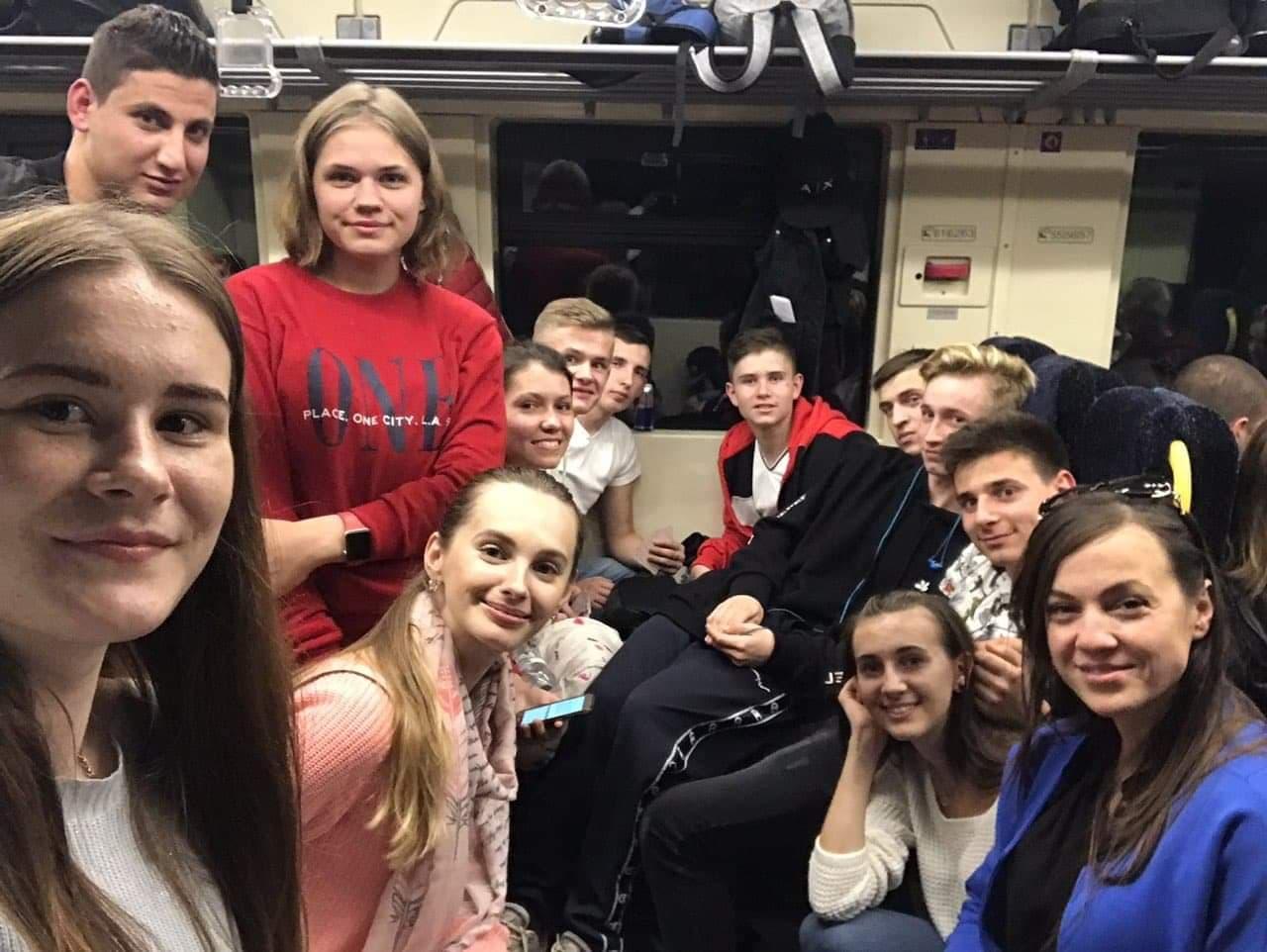 Посвята у студенти-2018
