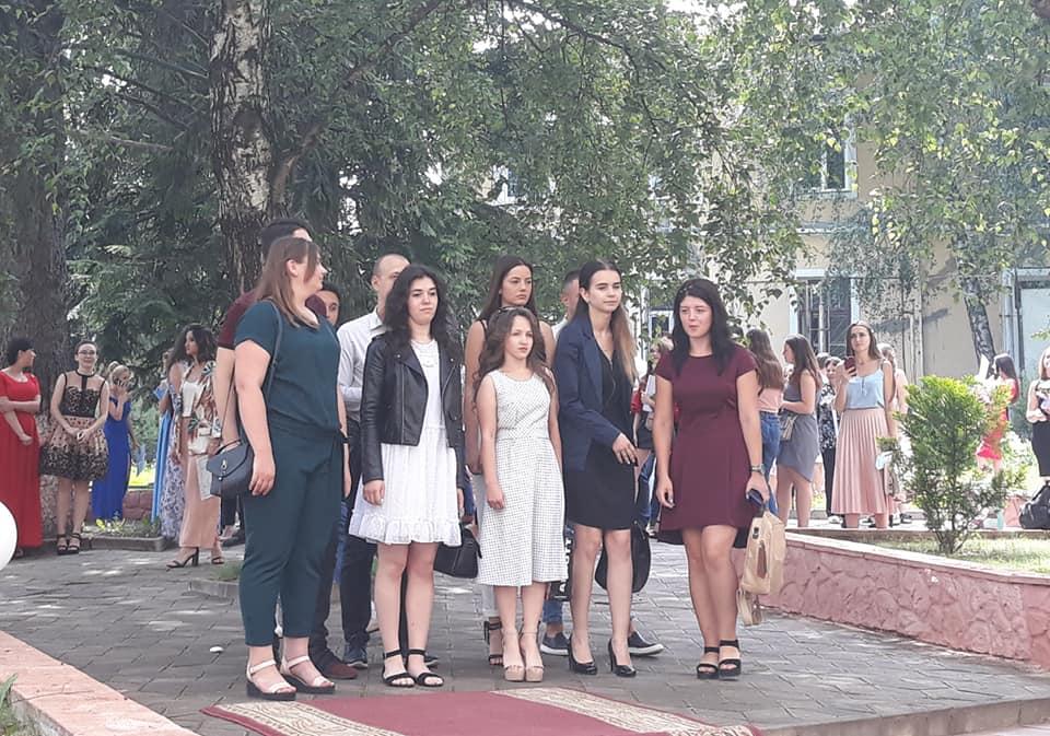 Випускники кафедри отримали дипломи бакалавра!