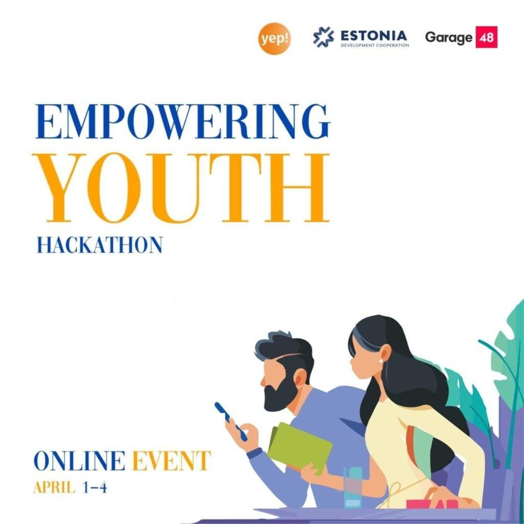 Запрошення до участі в хакатоні Empowering Youth